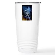 Art Deco Griffin Travel Mug