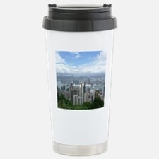 HongKong_8.56x7.91_GelM Stainless Steel Travel Mug
