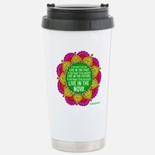If you want to be peace Stainless Steel Travel Mug