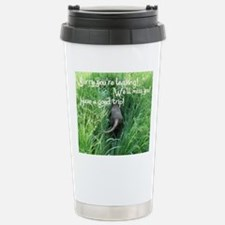 going away wishes Stainless Steel Travel Mug