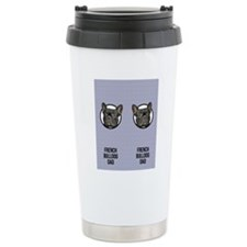 French Bulldog Dad Travel Mug