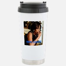 Michelle Obama Cookie J Travel Mug