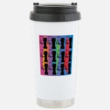 VENT ALL OVER 3 Stainless Steel Travel Mug