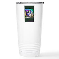 ptp concert foilized Travel Coffee Mug