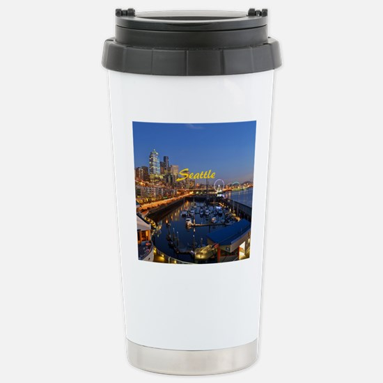 Seattle_8.56x7.91_GelMo Stainless Steel Travel Mug