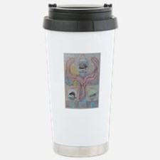 fortune of reptiles Stainless Steel Travel Mug