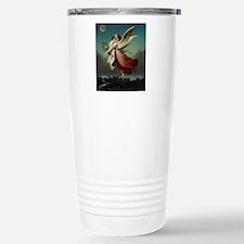 Guardian Angel by Wilhe Travel Mug