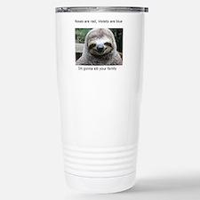 Shirt Meme 1 Stainless Steel Travel Mug