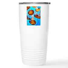 Jellyfish madness Travel Mug