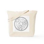 3 Hares Tote Bag
