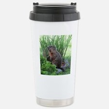 Groundhog Travel Mug