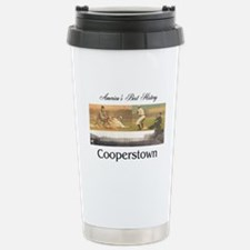 Cooperstown Americasbes Travel Mug