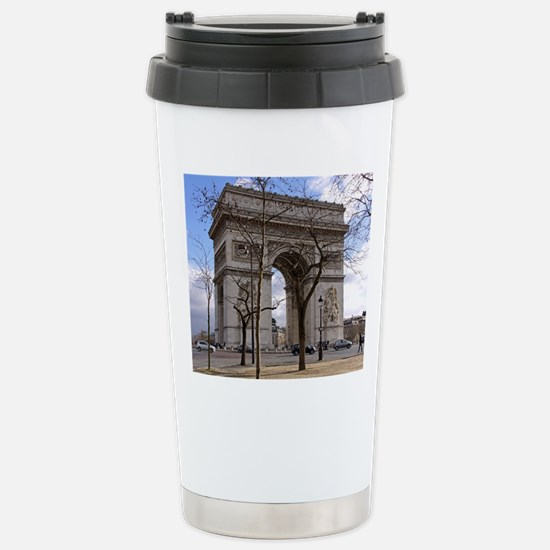 arc de triompheday Stainless Steel Travel Mug