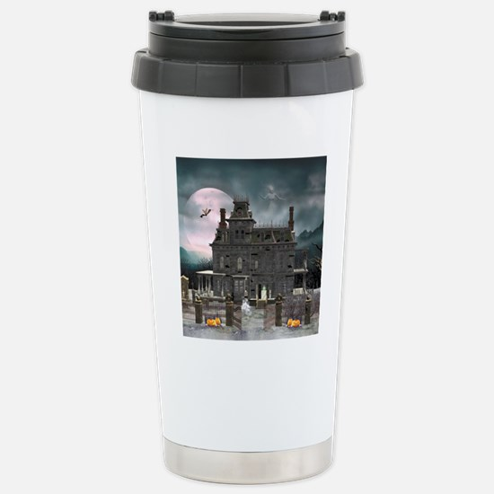 hh1_16_pillow_hell Stainless Steel Travel Mug