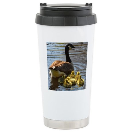 Gaggle Stainless Steel Travel Mug