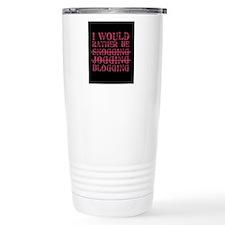 Rather be blogging Travel Mug