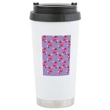 Ladybug Lunch Tote - Pu Travel Mug