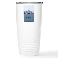 SanFrancisco_5X7_Card_A Travel Coffee Mug