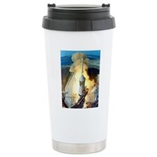 Apollo 11 Launch First  Travel Mug