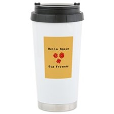 Greetings With Roleplay Travel Coffee Mug