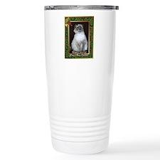Ragdoll Cat Christmas C Travel Mug
