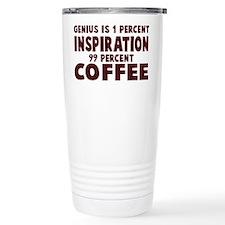 Genius 99% Coffee Travel Mug