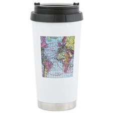 Vintage World travel ma Travel Coffee Mug