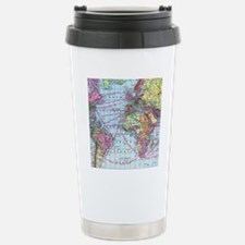 Vintage World travel ma Travel Mug