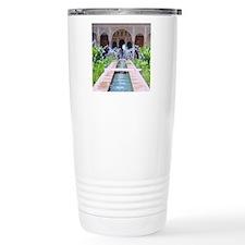Alhambra water fountain Travel Mug