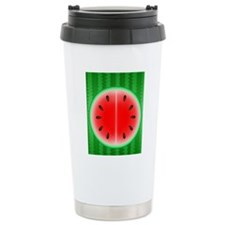 Watermelon Slice Travel Mug