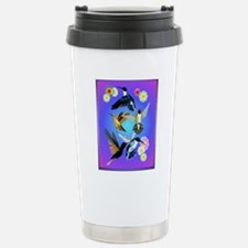 For The Love Of Humming Stainless Steel Travel Mug