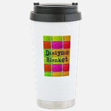 Dialysis pt blanket 2 Travel Mug