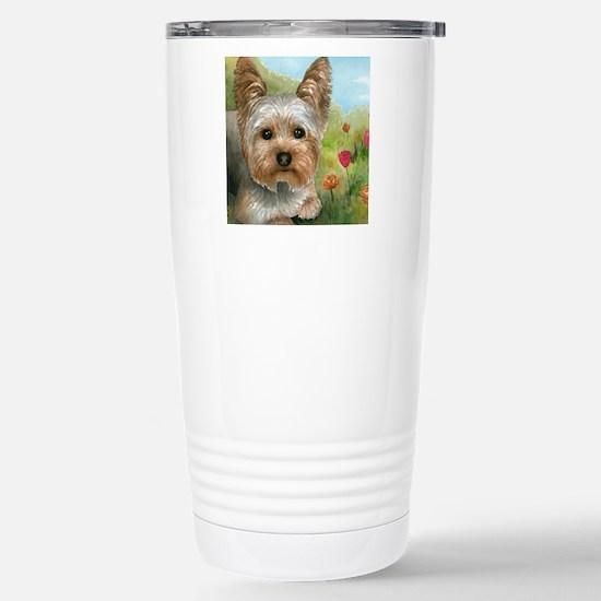 Dog 117 Stainless Steel Travel Mug