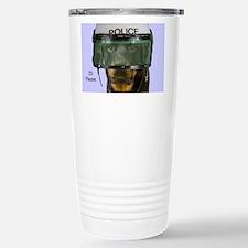 Rottweiler Police Birth Travel Mug
