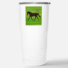 Horse and Hearts Travel Mug