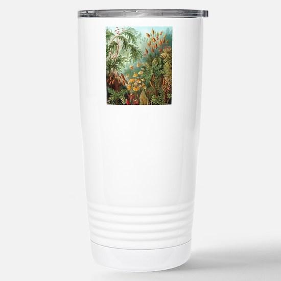 Nature Scene Art Stainless Steel Travel Mug