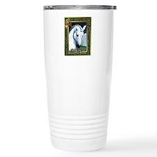 Andalusian Horse Christ Travel Coffee Mug