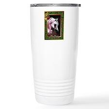 Arabian Horse Christmas Travel Mug