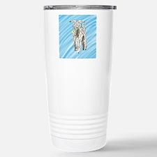 goat big Travel Mug