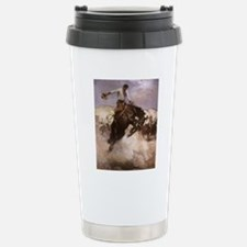 Breezy Riding by Koerne Stainless Steel Travel Mug
