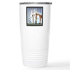 I Am The Trainer Travel Mug