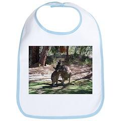 Kangaroo Mum Bib