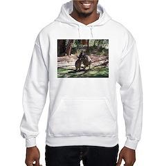 Kangaroo Mum Hoodie