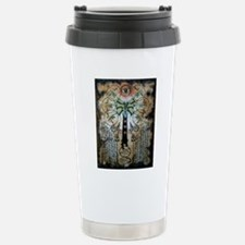 The King in Yellow Stainless Steel Travel Mug