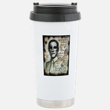 H.P. Lovecraft  Stainless Steel Travel Mug