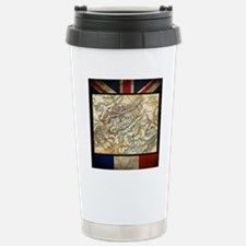 Battle of Waterloo Stainless Steel Travel Mug