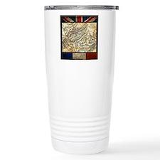 Battle of Waterloo Travel Mug