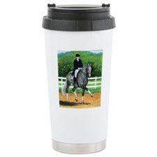 Belgian Warmblood Dress Travel Mug