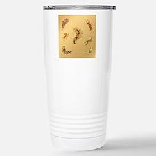 Haeckel Nudibranchia Stainless Steel Travel Mug