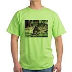 kangaroo mum tickles me Green T-Shirt